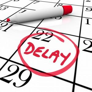 Calendar-delay